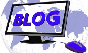 why have a blog on my website?