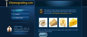 Cheese grading specialist